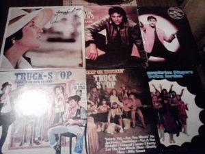 16 lp lot - pop rock soul country itd