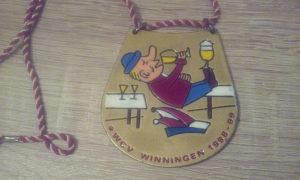 medalja suvenir NAJBOLJI PIVOPIJA