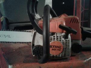 Motorna pila stihl ms 170