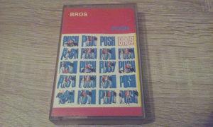 Starija orginal kaseta BROS Push
