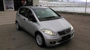 Mercedes A 180 cdi 80kw 2005 Klima