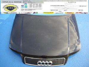 Audi A4 2002-prednja hauba (ostali dijelovi)