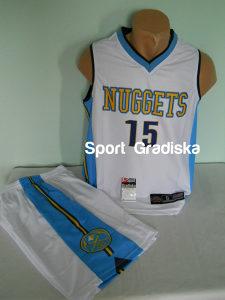 košarkaški dres Denver Nuggets Nikola Jokić