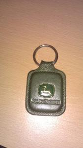 Privjesak za ključeve JOHN DEER