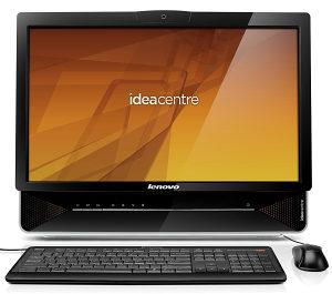 """Lenovo IdeaCentre B300 All-in-One Dual Core 21,5"""""""