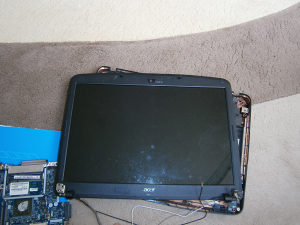 Monitor za laptop