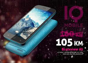 Blackview A5 - 4.5 inch | 1+8GB | 5Mpx | Dual Sim