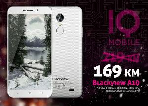 Blackview A10   2gb + 16gb   8+5 Mpx   Dual Sim