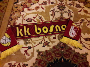 Unikat sal KK Bosna