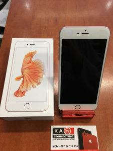 Apple iPhone 6s plus 16GB rose full pack