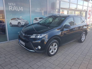 Toyota RAV 4 RAV4 2,2 D-CAT AT6 Limited