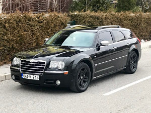 Chrysler 300C 3.5l Black-Exlusive ,maxx full oprema...