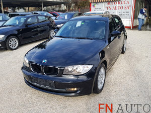 BMW 118d 105KW 2009 NAVI AUTOMATIK UVOZ ŠVICARSKA