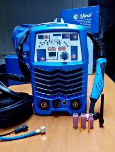 Aparat za varenje aparati zavarivanje AC DC WSME-250PA