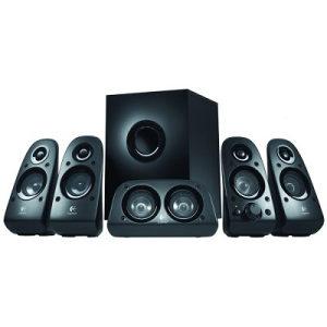 LOGITECH Audio System 5.1 Z506 - EMEA 150W