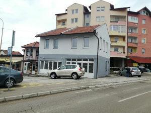 Prodaje se stanbeno poslovni objekat u Srebreniku