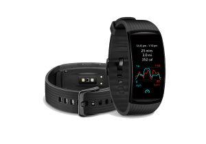 SAMSUNG Gear Fit2 Pro Small, Smartwatch
