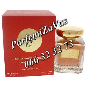 Terry De Gunzburg Terryfic Oud L Eau 100ml EDP Tester U 100 ml