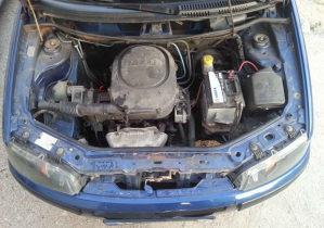 Motor Fiat punto 2 1.2 8v 2001