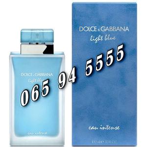 Dolce & Gabbana Light Blue Eau Intense EDP 100ml TESTER