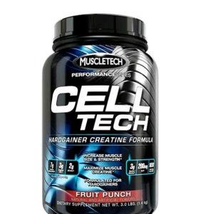 MUSCLETECH CELL TECH Kreatin 1400g / 1,4kg