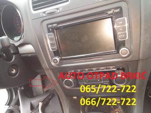 RADIO NAVIGACIJA VW GOLF 6 VI 065/722-722