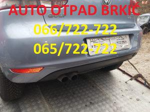 ZADNJI BRANIK KARAMBOLKA VW GOLF 6 GOLF VI 065/722-722