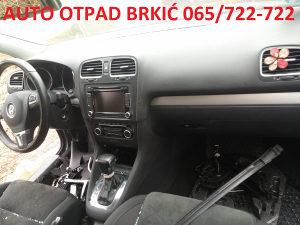 SET INSTRUMENT TABLE VW GOLF 6  GOLF VI 065/722-722