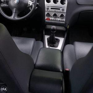 Sjedista kozna Alfa Romeo 156 MOMO SW karavan enterijer