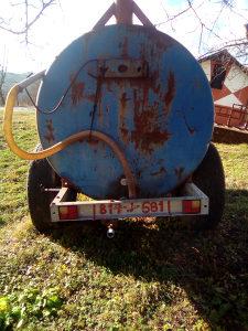 cisterna vodu
