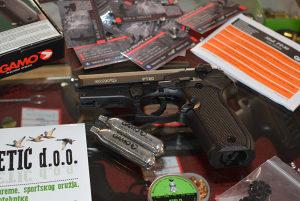 Vazdusni pistolj GAMO PT-80  Cal. 4,5mm (CO-2)