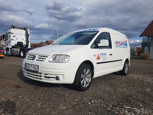 VW CADY maxi 1,9tdi  prešao samo77500km!!!!