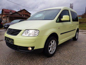 VW CADDY LIFE 1.9 TDI 77 KW 11/2007 g