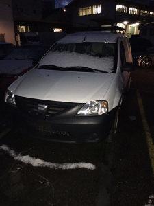 Dacia Logan TERETNO 2011 1.6