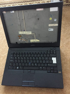 Dell E6410 u djelove