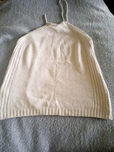 Ženska dječja majica bijela 02