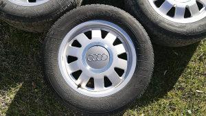 Alu felge 15 5x112 Audi A4