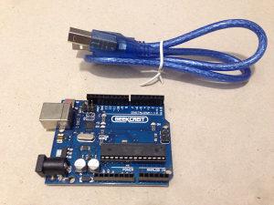 Arduino UNO R3 ATmega16U2   USB kabl