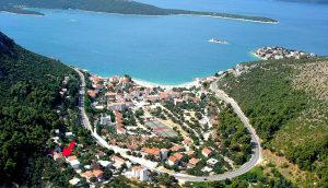 Vikendica more, Klek, Hrvatska