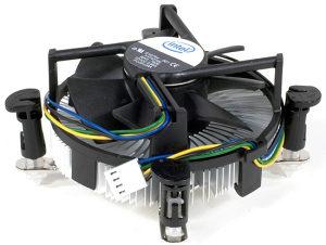 Cooler Intel Stock Soket 1150/1155 Novo!!!
