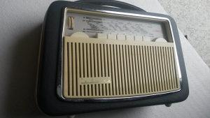 Vintage tranzistor Akord