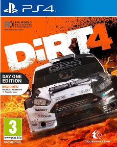 DiRT 4 Day One Edition (PlayStation 4 - PS4)