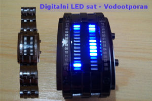Ručni Sat Digitalni LED Vodootporan