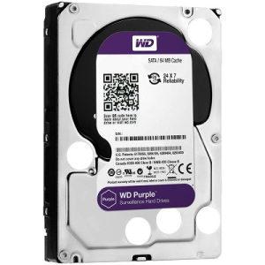 HDD AV WD Purple 6TB 5400 RPM WD60PURZ 3Yr