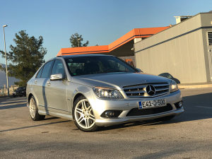 Mercedes C 350 4matic 7G-Tronic / Panorama / 2x AMG