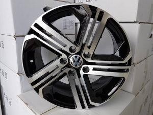 """Aluminijske felge VW 17"""" ***Novo***"""