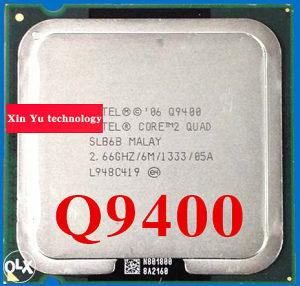 Intel Core2Quad Q9500 (2.83 GHz/6M Cache) 775 soc.