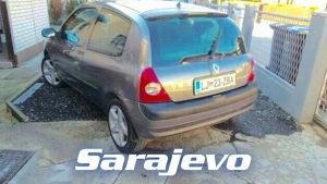 Renault CLIO 2 1.4 16v 72 kw 2002 god. DIJELOVI