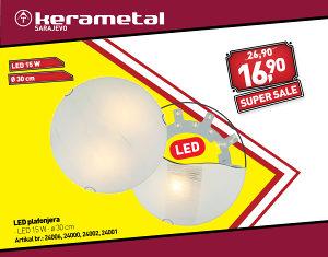 LED plafonjera