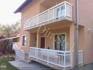 Aluminijska ograda-Aluminijske balkonske ograde